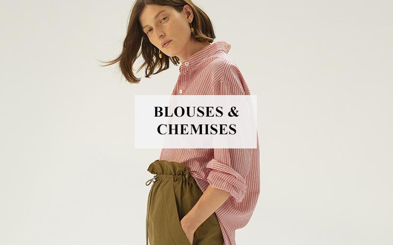 Les blouses et chemises Vanessa Bruno
