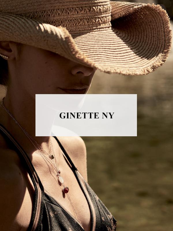 Découvrez les bijoux Ginette NY