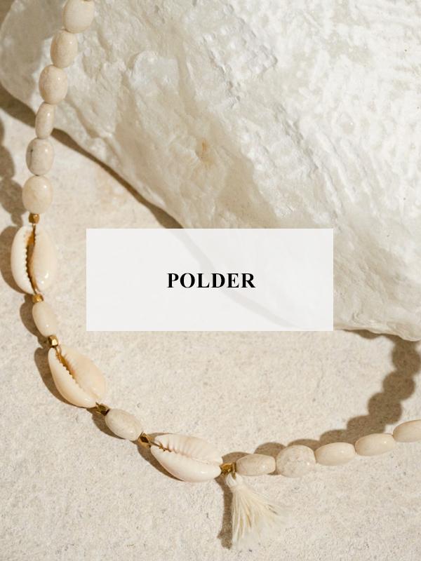 Découvrez les bijoux Polder
