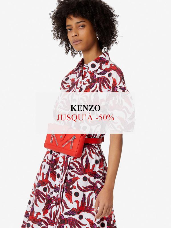 Kenzo jusqu'à -50%