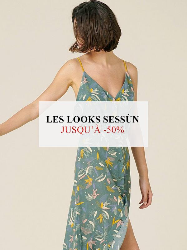 Les looks soldés Sessùn -50%