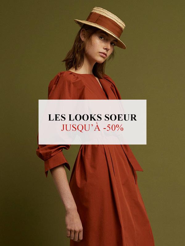 Article les looks soldés SOEUR -50%