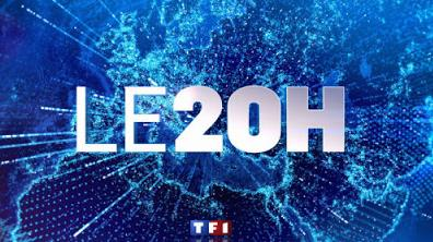 VPauto au journal de 20h de TF1