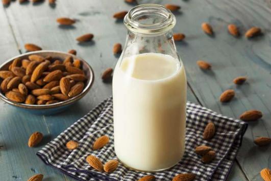 lait d'amande